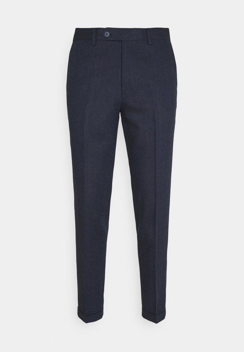 Jack & Jones PREMIUM - JPRRAY SID  - Suit trousers - dark navy