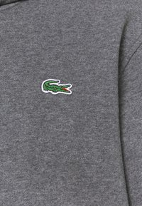 Lacoste - CLASSIC HOODIE - Zip-up hoodie - pitch chine/graphite sombre - 6