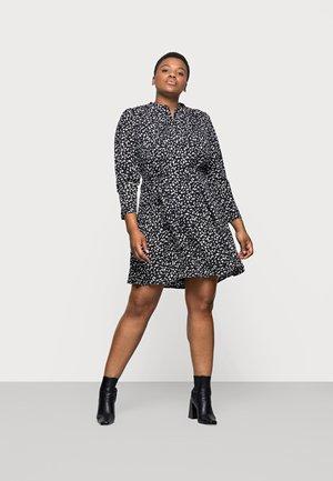 SLFVIA SHORT DRESS - Vestito estivo - black