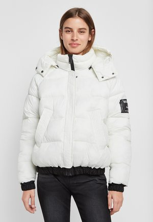 BY ECOALF - Winter jacket - white
