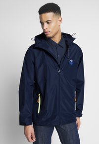 Barbour Beacon - MOUND JACKET - Tunn jacka - royal navy - 0