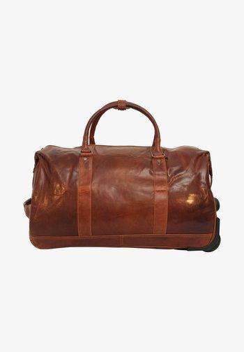 Weekend bag - honigbraun