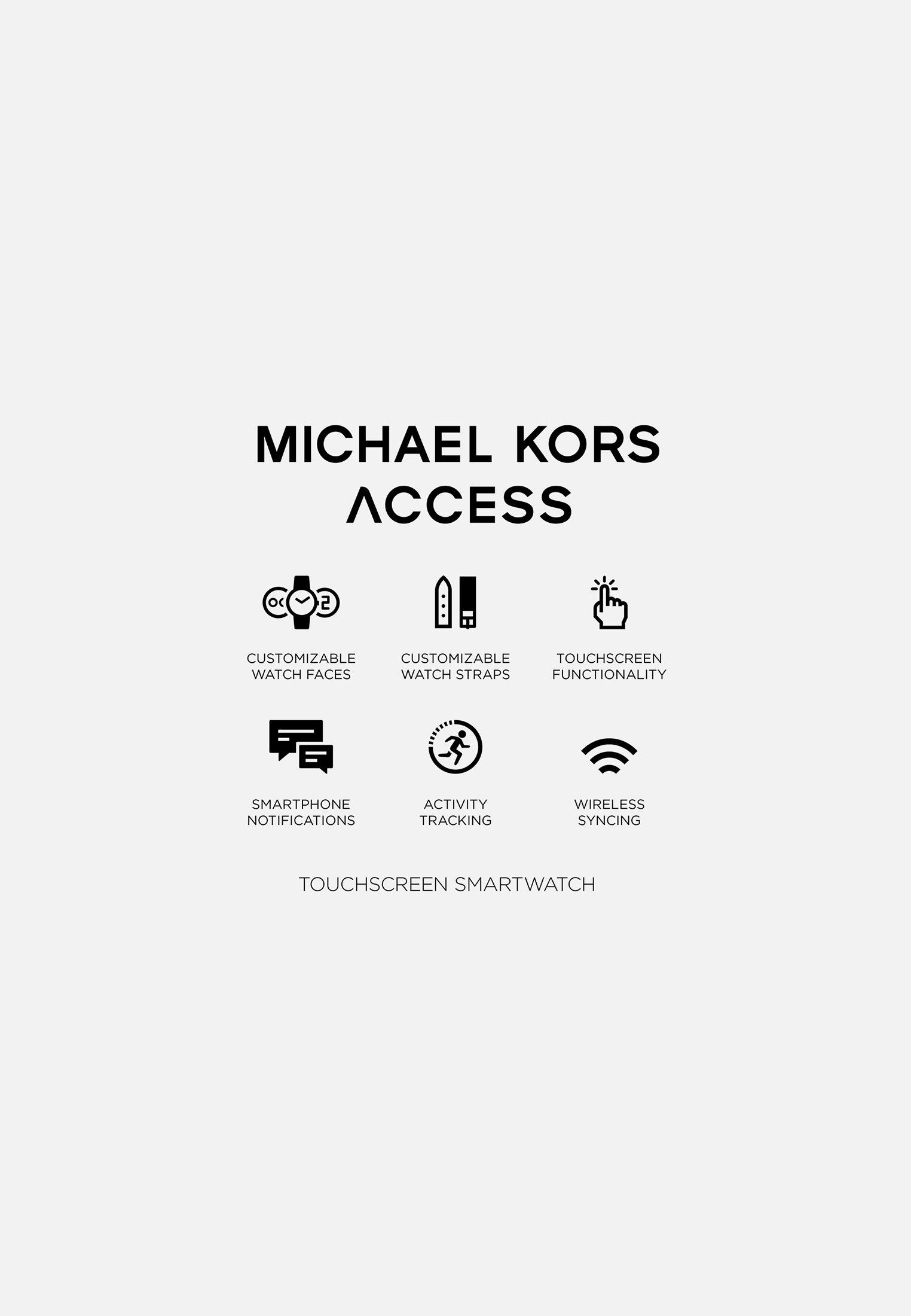 Michael Kors Access LEXINGTON - Montre - multi