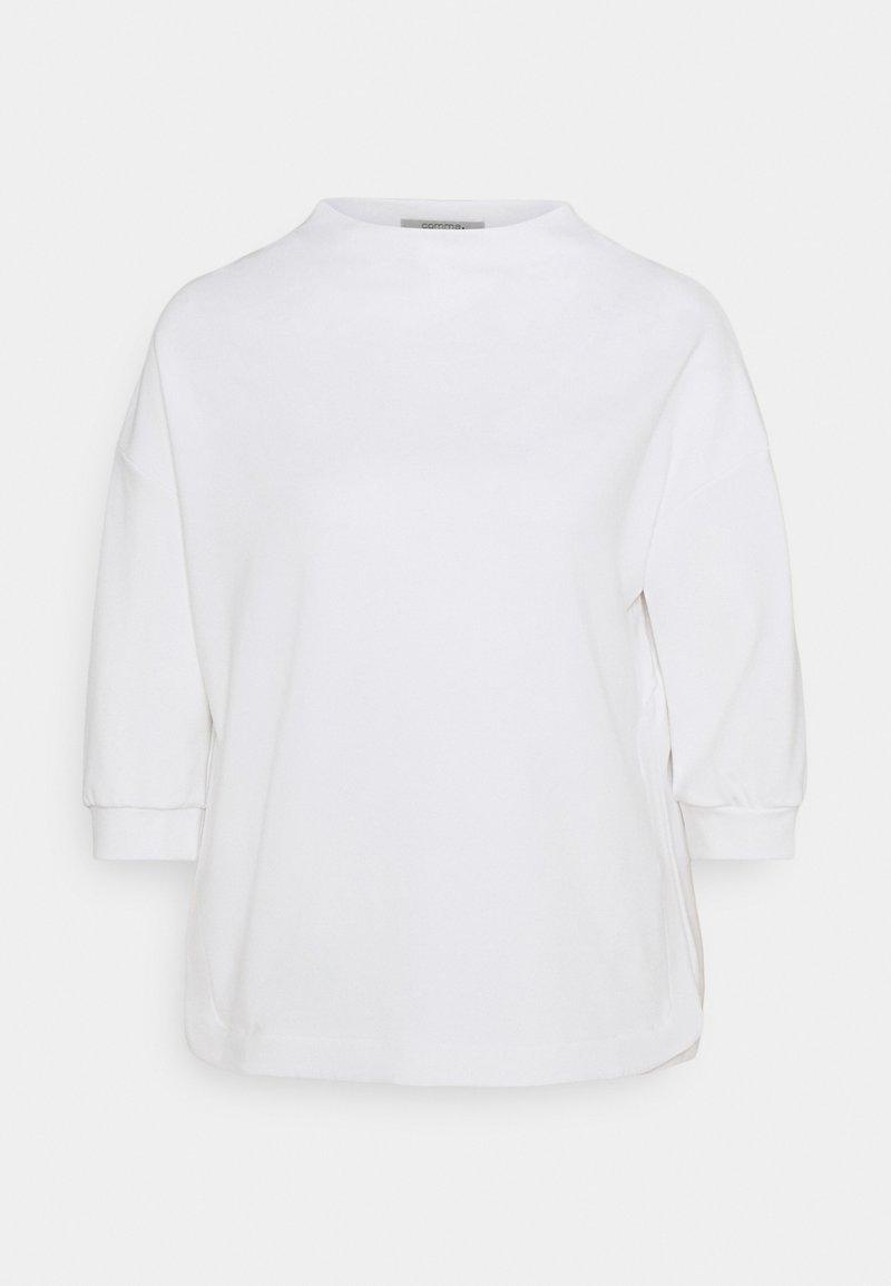 comma casual identity - Bluza - white