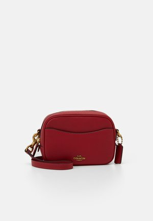 CAMERA BAG - Across body bag - red apple