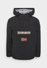 Napapijri - RAINFOREST WINTER - Vinterjakker - black - 4