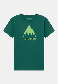 Burton - CLASSIC MOUNTAIN HIGH UNISEX - Triko s potiskem - antique green - 0