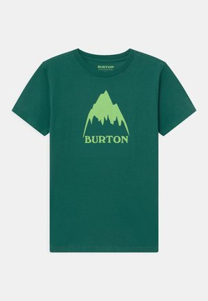 CLASSIC MOUNTAIN HIGH UNISEX - Print T-shirt - antique green