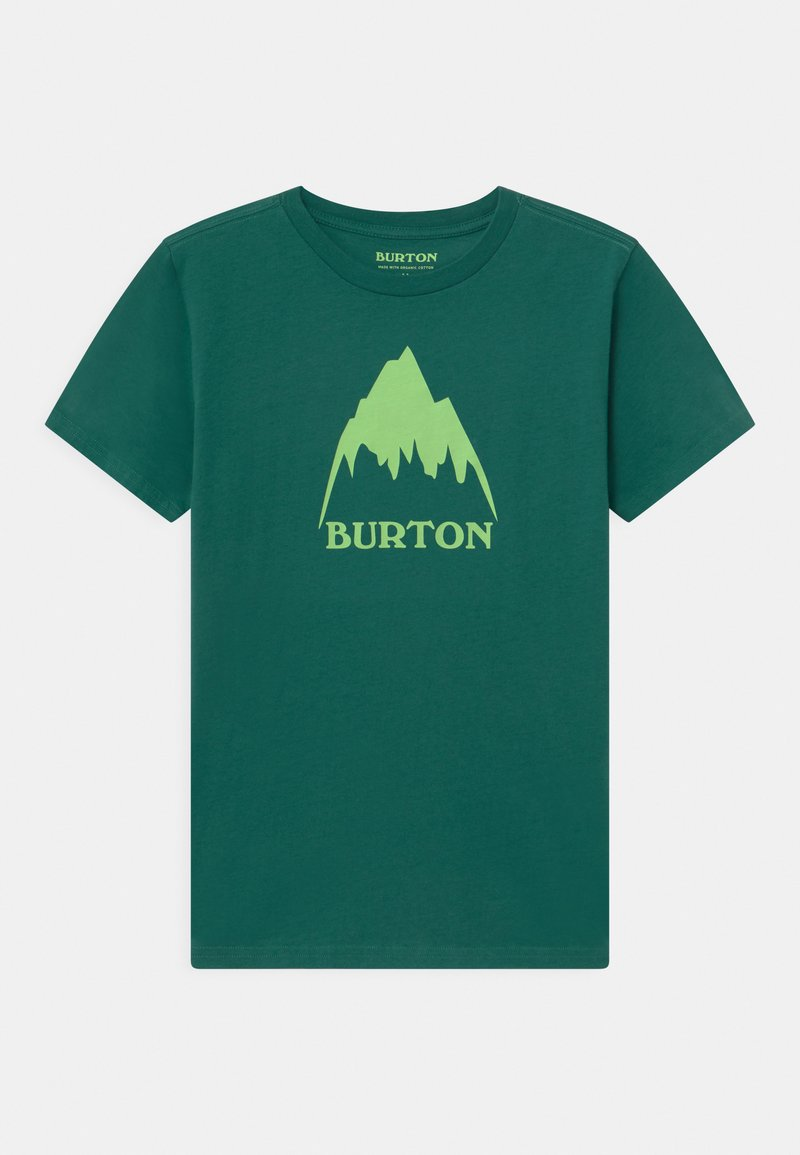 Burton - CLASSIC MOUNTAIN HIGH UNISEX - Triko s potiskem - antique green