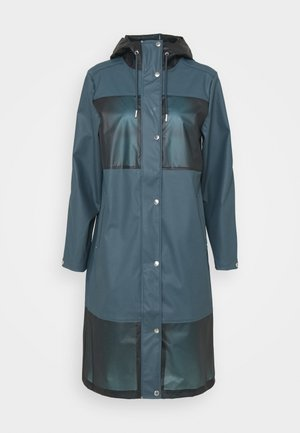RAINCOAT - Waterproof jacket - sea foam