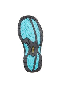 Keen - VENICE H2 - Walking sandals - celestial/blue grotto - 6