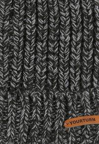 YOURTURN - Halsduk - dark grey melange - 5