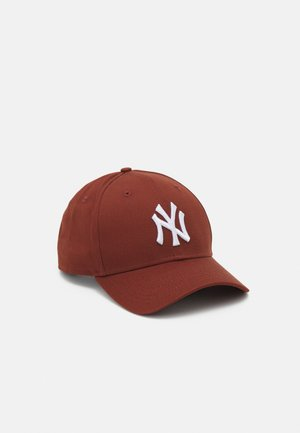 LEAGUE ESSENTIAL FORTY UNISEX - Cap - red