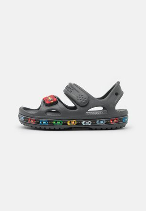 CROCS FUN LAB CAR  - Sandals - slate grey