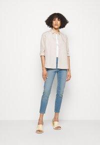 HUGO - CHARLIE - Jeans Skinny Fit - light/pastel blue - 1