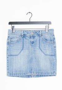 Esprit - Spódnica jeansowa - blue - 0