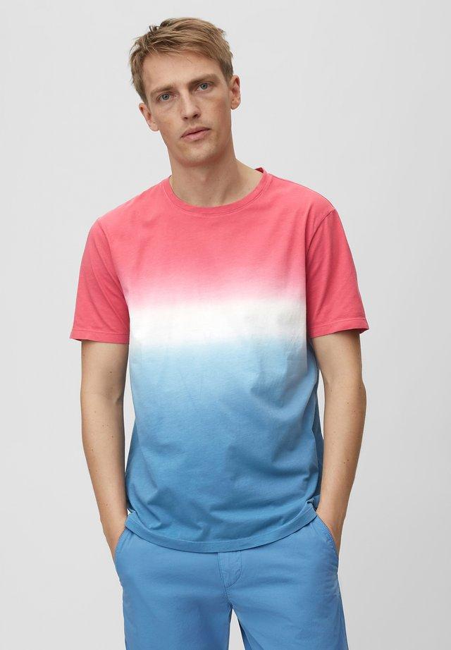 MIT HANDMADE-BATIK-PRINT - Print T-shirt - multi/baroque rose