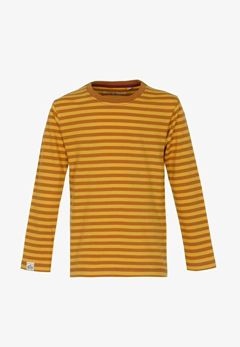 Band of Rascals - Langærmede T-shirts - rust
