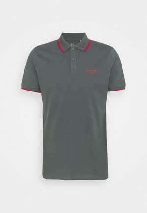 TIPPING - Polo shirt - grey