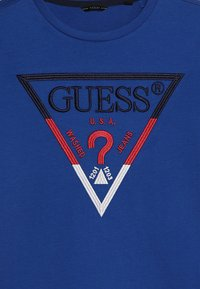Guess - JUNIOR  - Long sleeved top - cosmic blue - 3