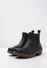 El Naturalista - Ankle boots - black - 3