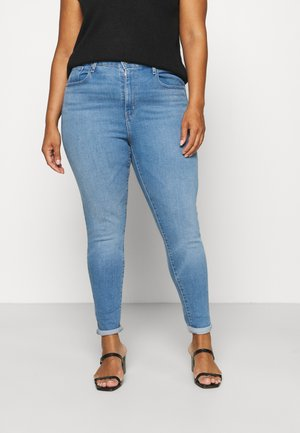 MILE HIGH - Jeans Skinny Fit - naples fade
