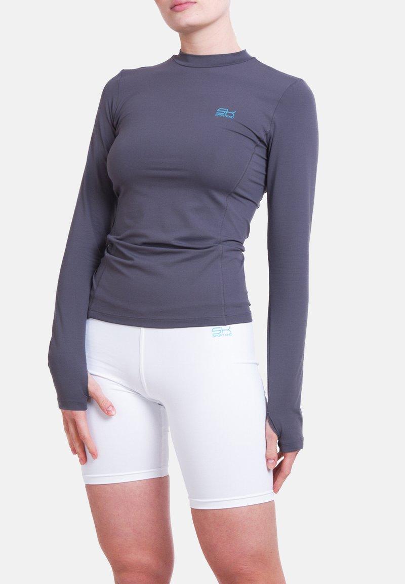 SPORTKIND - Sports shirt - grau