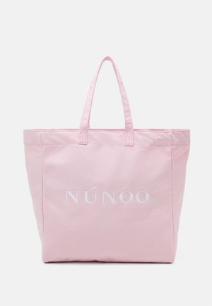 BIG TOTE - Shoppingveske - light pink