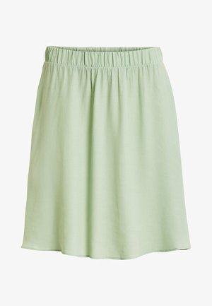 VIPRIMERA  - A-line skirt - cameo green