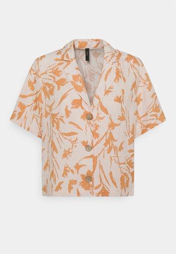 YASDOODA - Button-down blouse - whisper pink