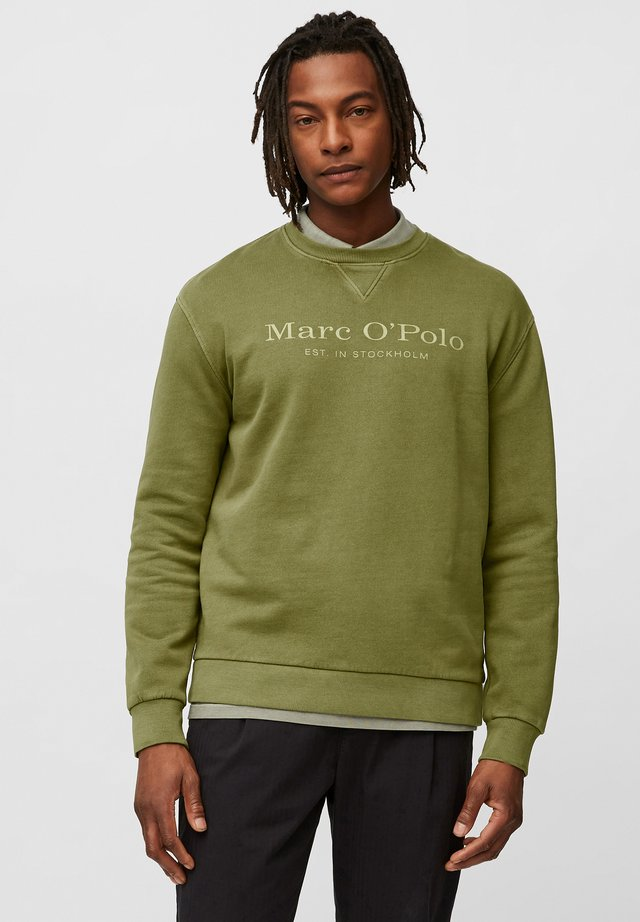 Sweatshirt - aged oak