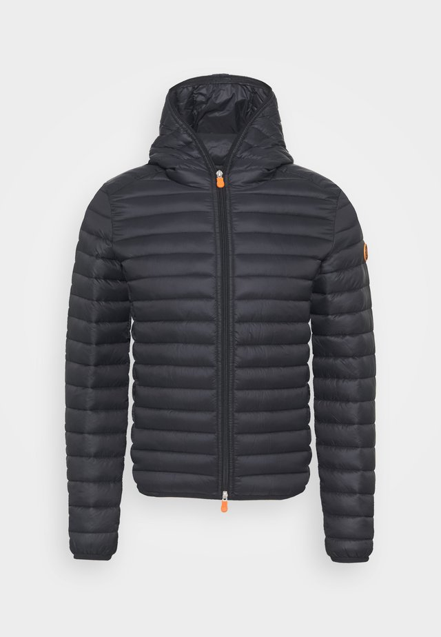 DONALD HOODED JACKET - Giacca invernale - black