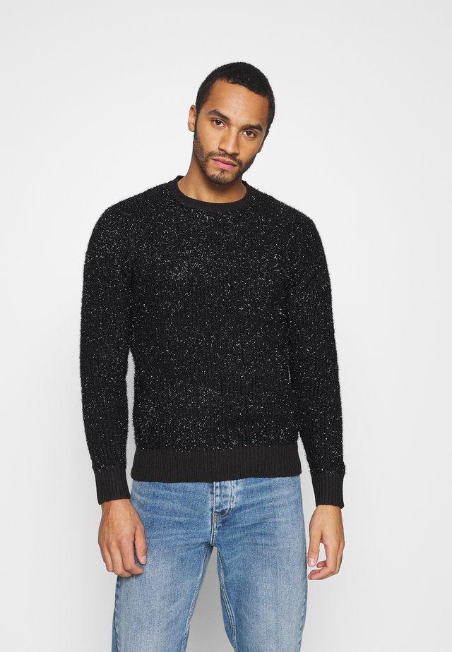 VANDERMEER - Pullover - black