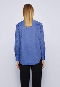 BOSS - C_BEFELIZE_18 - Button-down blouse - light blue - 2