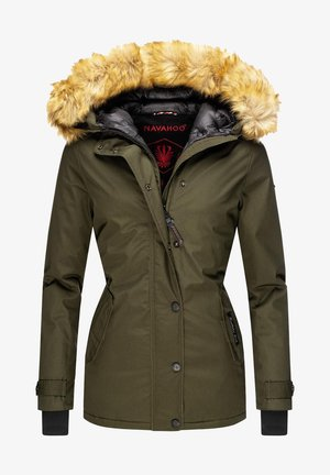 LAURA - Winter jacket - forest green