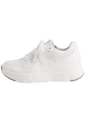Sneakers - white patent