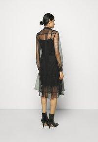 RIANI - Košilové šaty - black - 2