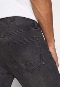 AllSaints - CIGARETTE - Jeans Skinny Fit - washed black - 4