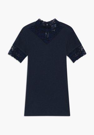 TEE - T-shirt imprimé - navy blazer