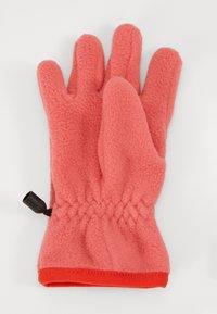 Jack Wolfskin - BAKSMALLA GLOVE KIDS - Handschoenen - coral/pink - 2