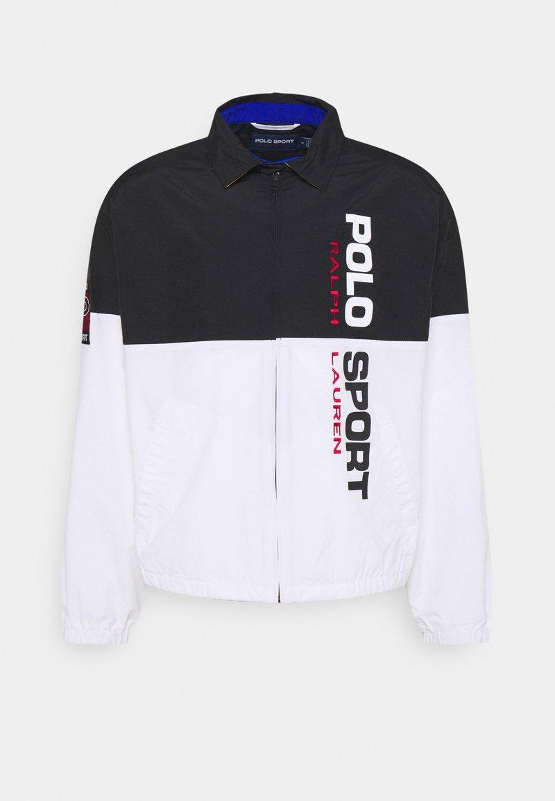 Polo Sport Ralph Lauren - Kurtka wiosenna - white/ multi