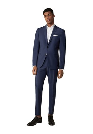 Cale-Madden - Suit - navy