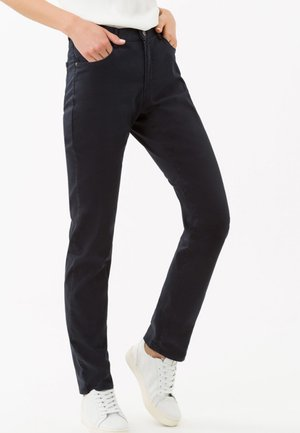 STYLE CAROLA - Straight leg jeans - perma blue