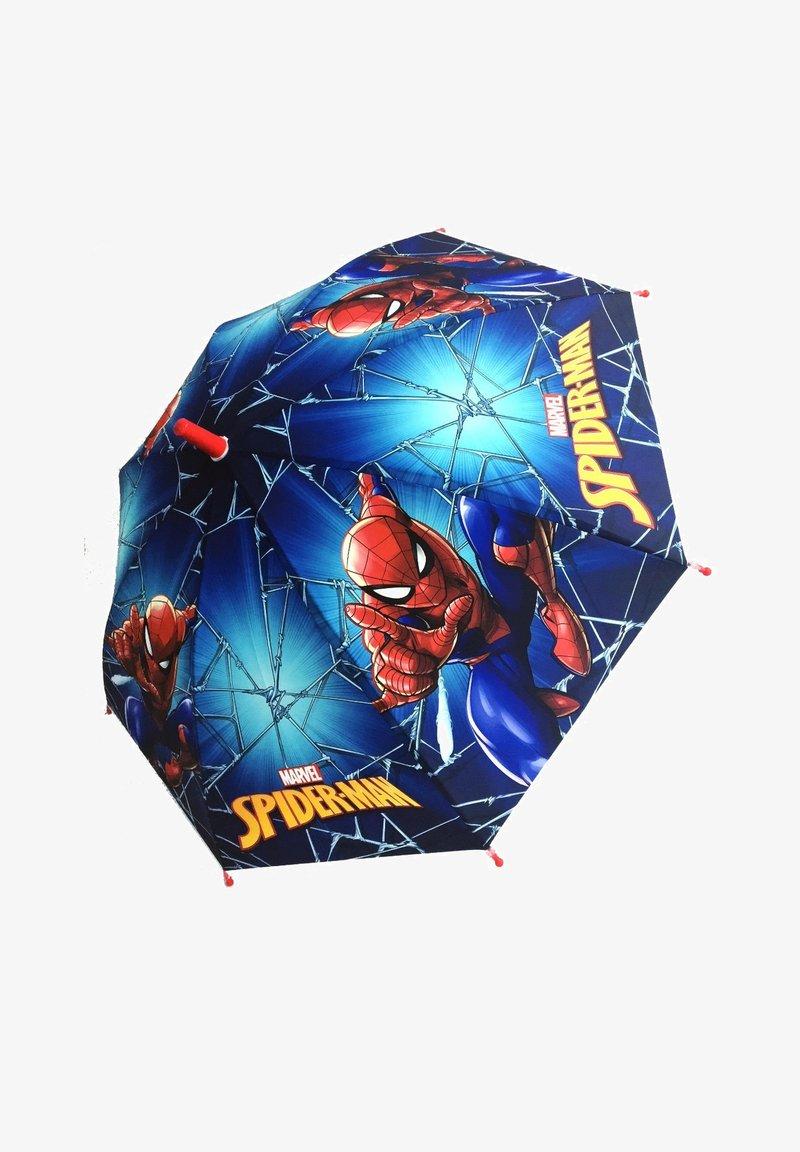 Spiderman - Umbrella - mehrfarbig