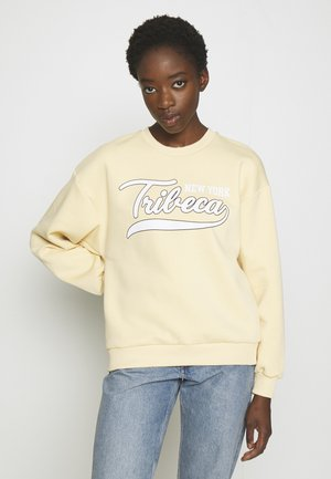 RILEY SWEATER - Sweatshirt - vanilla/tribeca