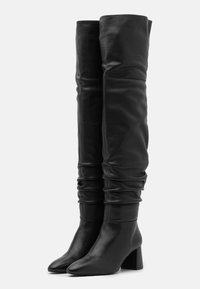 Zign - Over-the-knee boots - black