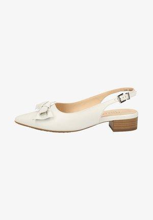 ADALIA - Klasické lodičky - white