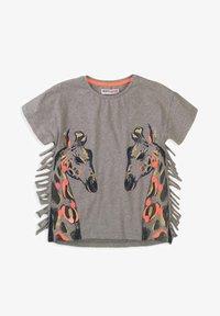 MINOTI - T-shirt con stampa - grey - 0