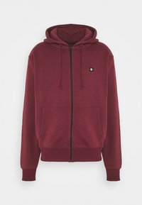 Element - Zip-up hoodie - vintage red - 0