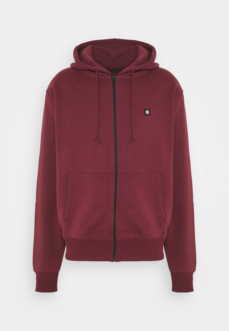 Element - Zip-up hoodie - vintage red